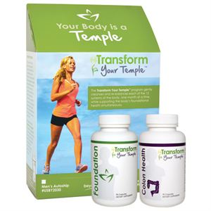 Picture of Transform Your Temple (Women's) PRESALE